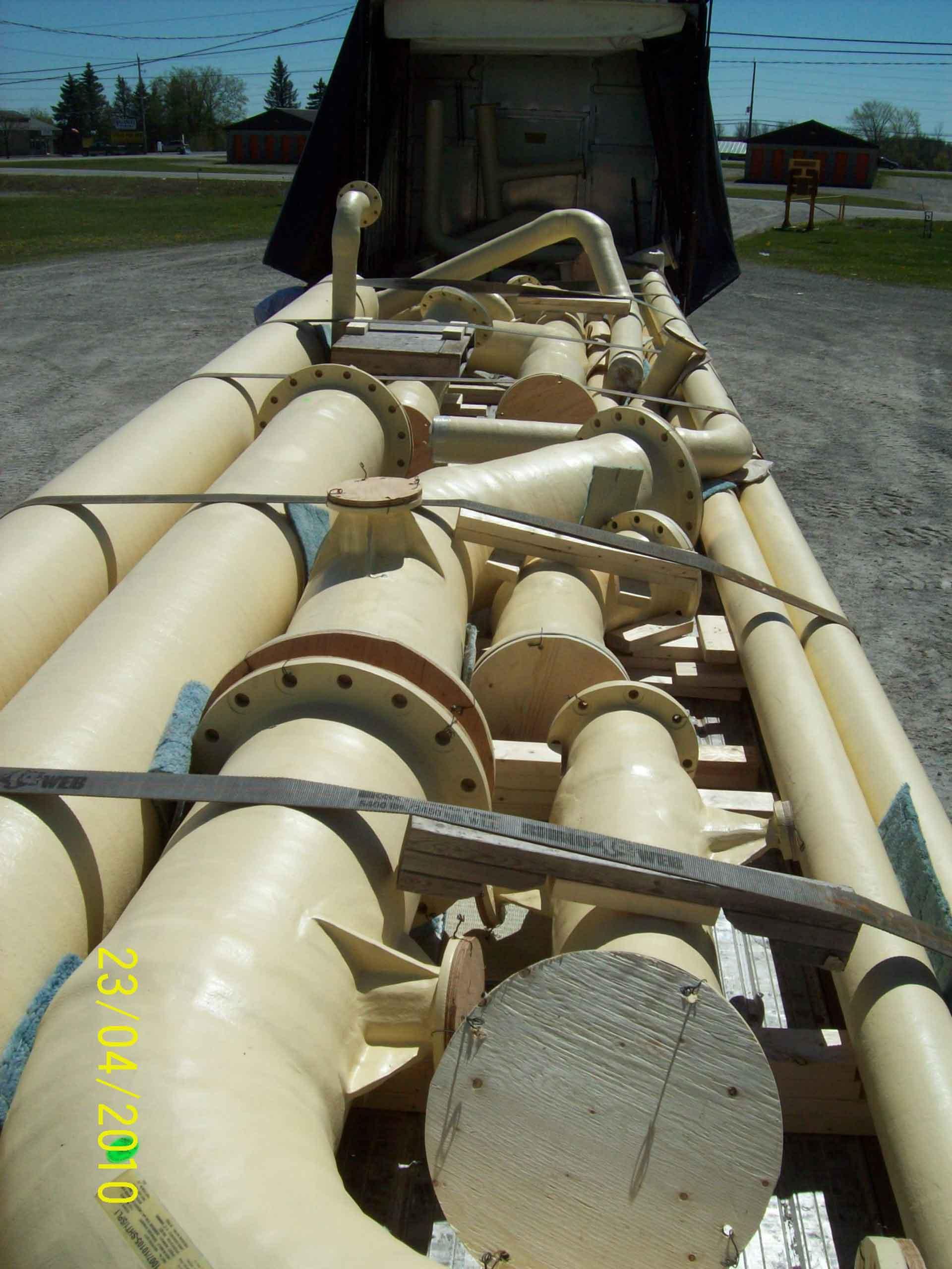 FRP Storage Tanks - Troy Dualam Canada - Fiberglass