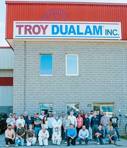 Troy Dualam Team
